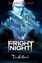 Fright Night Tom Holland Poster