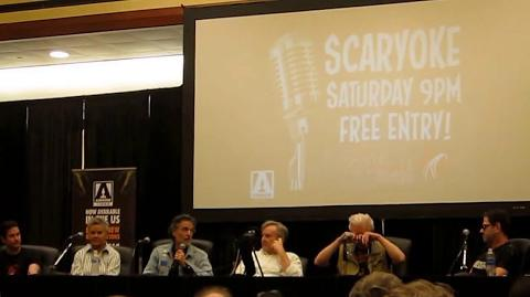 Fright Night Reunion Texas Frightmare 2017 Part 1