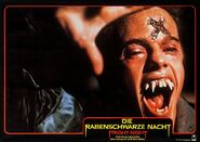 Fright Night 1985 German Lobby Card 05