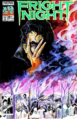 Fright Night the Comic Series 19