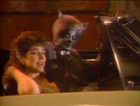 Russell Clark and Gloria Estefan - Miami Sound Machine - Bad Boys 03