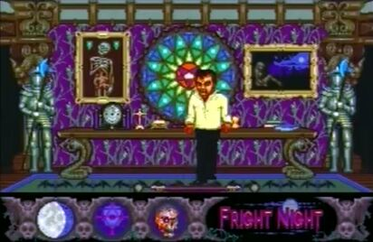 Fright Night Video Game Screencap 01