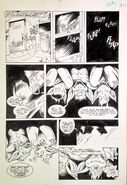 Fright Night the Comic Series Art Neil Vokes 11 P17