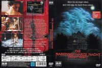 Fright Night DVD Germany 1 Cover