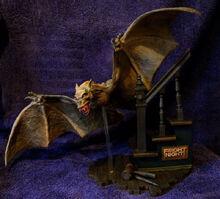 Fright Night Geometric Resin Model Kit Bat 2