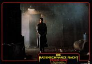 Fright Night 1985 German Lobby Card 15 Chris Sarandon