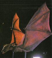 Fright Night 1985 Vampire Bat Marionette