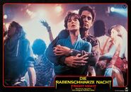 Fright Night 1985 German Lobby Card 14 Amanda Bearse Chris Sarandon