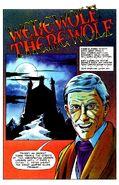 Fright Night Comics Werewolf There Wolf Roddy McDowall