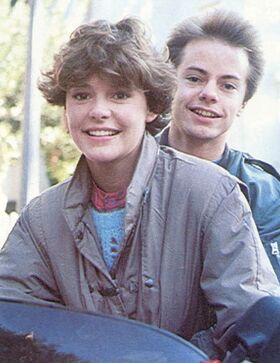 Fright Night 1985 Amanda Bearse Stephen Geoffreys