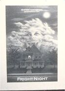 Fright Night Poster Concept Art