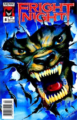 Fright Night the Comic Series 06