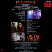 Fright Night France Soundtrack LP 02