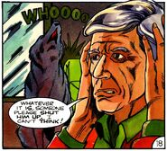 Fright Night Comics 21 WereWolf There-Wolf 21 Peter Vincent - Kevin West