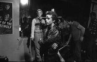 Fright Night 1985 Roddy McDowall & Stephen Geoffreys