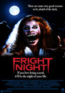 Fright Night Poster Fan Amy