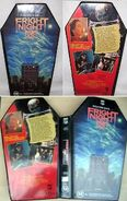 Fright Night Part 2 Clamshell Coffin VHS