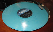 Fright Night Soundtrack - Blue Glow in the Dark limited edition
