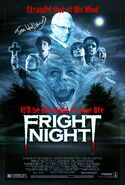 Terror Time Tom Holland Fright Night Mini Poster