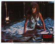 Fright Night Lobby Card 06 Amanda Bearse