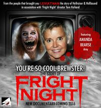 You're So Cool Brewster The Story of Fright Night - Amanda Bearse 2
