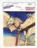 Fright Night Geometric Resin Model Kit Box