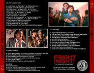 Fright Night - 25th Anniversary Edition - Back