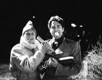 Fright Night 1985 Tom Holland stakes Chris Sarandon