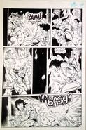 Fright Night the Comic Series Art Neil Vokes 12 P22 Theseus and the Minotaur