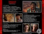 Fright Night - 25th Anniversary Edition - Back (Alt)