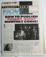 Now Comics News Feb 1988