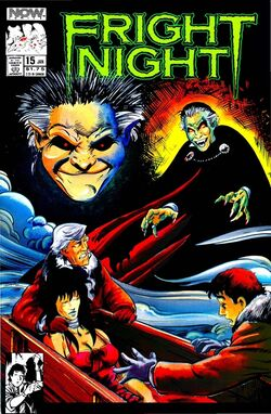 Fright Night the Comic Series 15