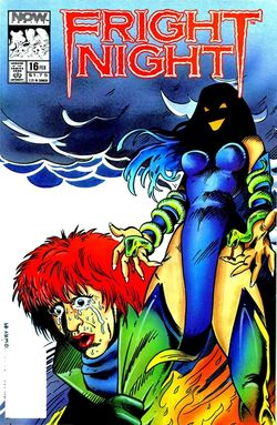 Fright Night the Comic Series 16