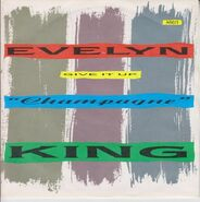 Evelyn Champagne King and Sparks 7 inch UK single 01