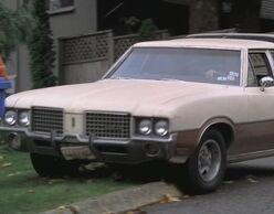 Walter's car