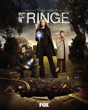 Fringe s2 poster