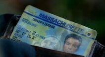 Sam Weiss' Führerschein