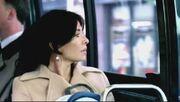 Evelina on Bus