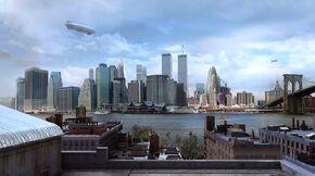 Manhattan im Paralleluniversum