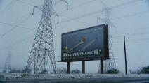 Massive Dynamic Werbung