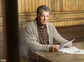 Walter Bishop temporada 3