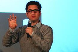 J.J. Abrams speak at the Apple Store SoHo