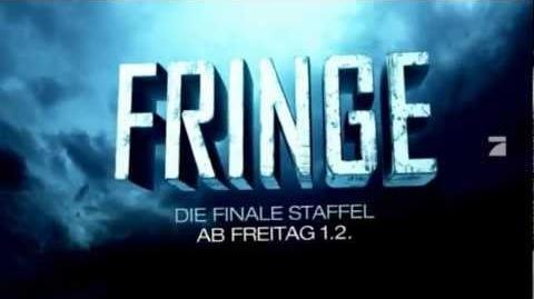 Fringe - Staffel 5 Trailer (German Deutsch)