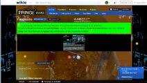 Fringe Wikia Startseite