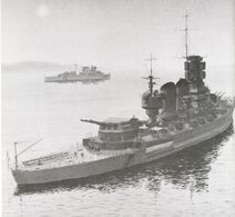 Battleship Espana