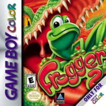 Frogger 2 GBC (Cover)
