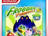 Frogger Pinball