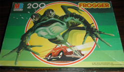 Frogger (Jigsaw Puzzle)