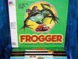 Frogger (Board Game)