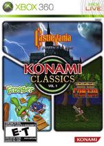 Konami Classics Vol. 1 (cover)